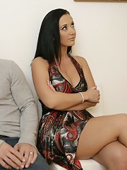 Phoenix Marie and Jayden Jaymes have groupsex and play with big dildo