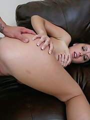 Lusty wives are into wild ass fucking while hot swingers sex