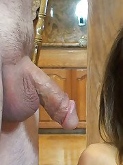 Seductive latina babe Wife Rio gets banged by two horny guys
