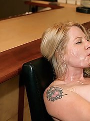 Busty MILF with ample ass Shawnie Austin gets banged hardcore