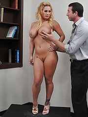 Lascivious teacher Shyla Stylez gets her pussy licked and cocked up