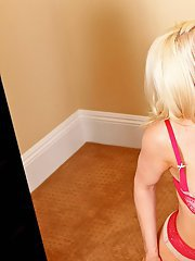 Gorgeous MILF Diamond Foxxx gives head and gets her shaved holes plugged