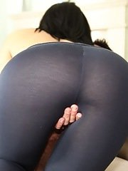 Jizz starving european sweeties have a foursome with lusty guys