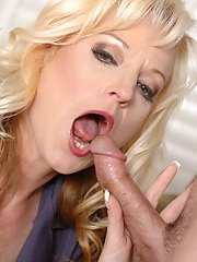 Hot cougar Tai Ellis never hides her true intentions about that cock