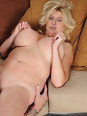 Hardcore sex scene with mature fatty Tahnee Taylor and her man