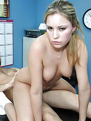 Kelly Skyline gets pounded like a real whore and wants more
