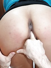 Cute babes at the office giving blowjobs fingering and eating cum