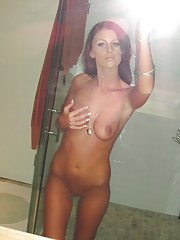 Whitney Westgate enjoys self shooting while naked and horny for some action