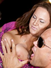 CFNM party with clothed ladies having fun and doing blowjobs