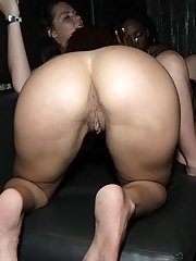 Hot asses of Zoey Foxx Danira Love Nina Rotti Mandy featured on a party