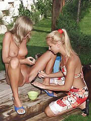 Diamond lesbian Magdi is screwing with her horny as hell girlfriend