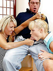 Blondes Maya Hills and Chennin Blanc are getting facial load
