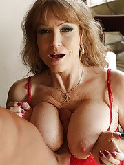 Mature Women Titty Fuck