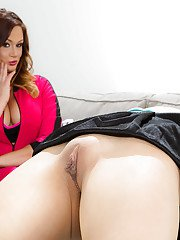 Busty stepmom Tory Lane forces misbehaving stepdaughter Lucy Doll into sex