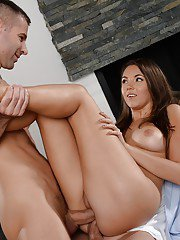 Pornstar Jay Dee going ATM after taking hardcore double penetration