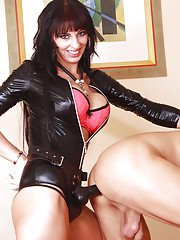 Mature dominatrix europe amusing