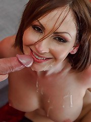 Naughty mom Yasmin Scott seducing her sons best friend for sexual intercourse