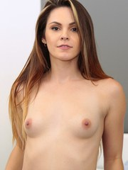 Girlfriend Rayna Rose shows off nude and totally slutty