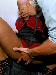 Swingers night at local sex club sees hot girls doing the nastiest of sex acts