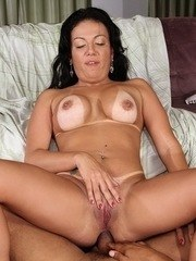 Latina MILF Palloma weeps sperm from pussy after performing hardcore sex acts
