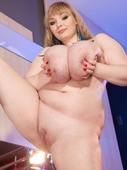 Stunning MILF Micky Bells plays with tits and pussy in amazingly hot scenes