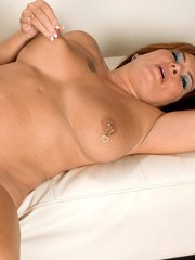 Horny older woman Sunny Ray invites a younger boy to an even of anal fucking