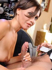 Mature Women Handjob