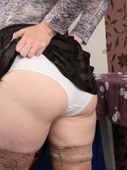 Mature Women In Panties