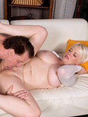 Thick MILF Missy Monroe takes it up her ass like the trooper she is