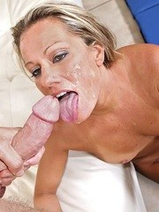 MILF with tiny tits gets banged after seducing her yoga instructor