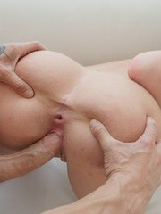 Naked ex-gf Daisy Stone and her former boyfriend take the day off to fuck