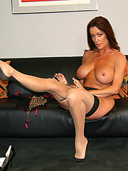 HotWifeRio and her busty friend Rachel put on sexy clothes for Tommy