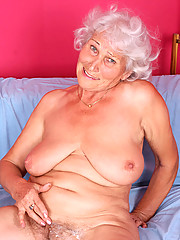 Classy Anilos granny Betty gets what she wants as a horny stud pounds her seasoned