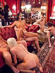Join our orgy