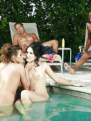 When the Michaels checked into the swingers resort for some vacation fun it didn39t