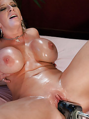 Rare amp absolutely worthy MILF machine fucking -Sara Jay-Size ENORMOUS tits HUGE