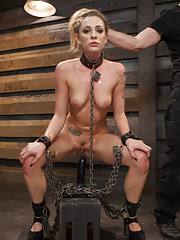 When porn star Bailey Blue says she wants to be a slave she learns the hard way that