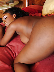 Layton Benton is a sexy black girl who decides to sleep with her boyfriends son and