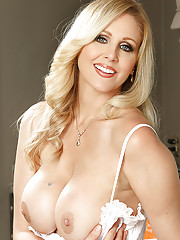 Julia Ann really appreciates her grocery delivery man. Hes always spot on and never
