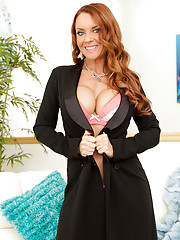Student counselor Janet Mason is every horny college students dream. She counsels