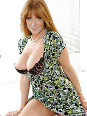 Darla Crane is horny for her sons friend so she uses her MILF talents and gets his