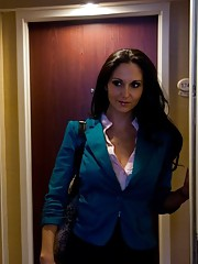 Sexy MILF Ava Addams gets to fuck guy and get her bills paid by him.