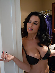 Veronica Avluv is a hot and horny wife who needs to get fucked in her tight pussy.