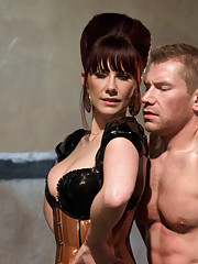 Watch Maitresse Madeline savagely humiliate Alex John and Ruckus. Each give up their