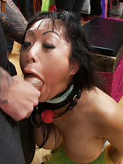 A surprised and horny crowd gets a treat when Chanel Preston decides to take her
