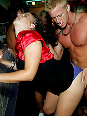 Party Girls love to be laid