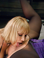 Anal domination sex with large breast MILFs.