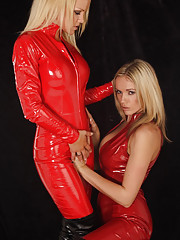 A hot mix of galleries featuring stunning blondes FrankieBabe and Lucy Zara in a
