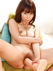 Japanese Marica Hase may not speak English but she is a master in the universal language