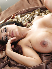 Priya and her big Indian tits are here to get oiled up and taken care of!